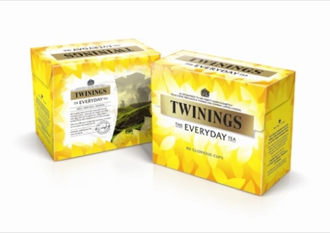 New Look for Twinings Everyday