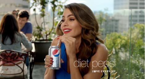Diet Pepsi: Come On