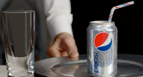Diet Pepsi: Come On