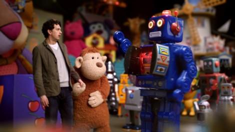 Barclaycard Toys Robot