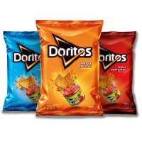 News - New Doritos Design Branding Ignited By Hornall Anderson