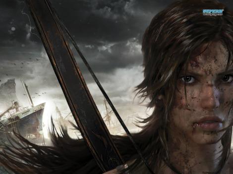 Lara Croft 'Reborn'