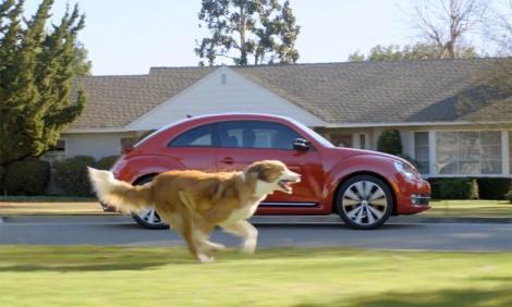 Volkswagen The Dog Strikes Back
