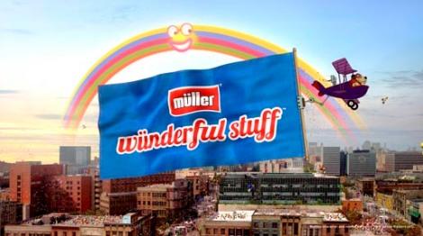 Müller Wünderful Stuff Logo