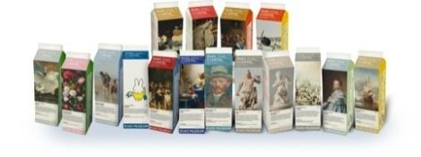 Rijksmuseum Irma Boom Food Packaging