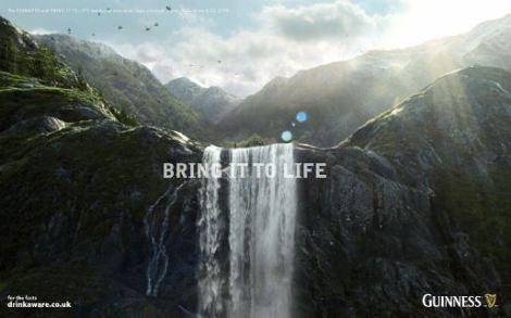 Guinness World Waterfall