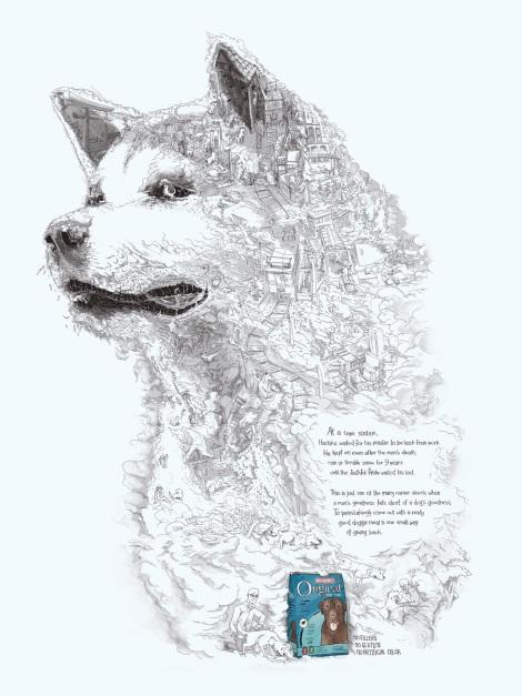 hero dogs hachiko