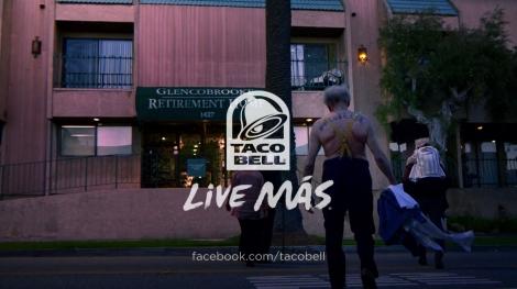 Taco Bell Viva Mas