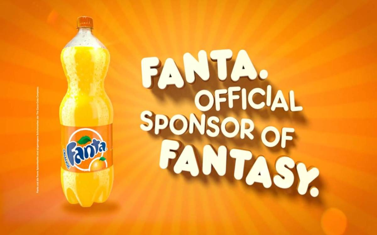 Fanta Fantasy Advertisement