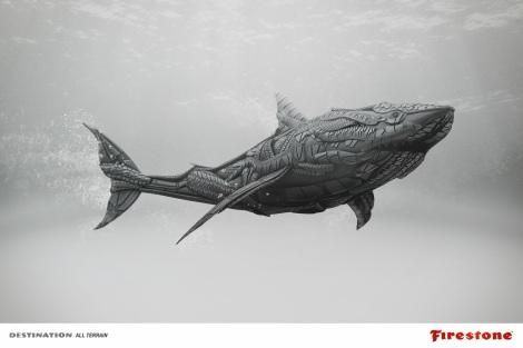 Firestone Shark